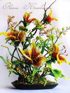 Creative Floral Compositions by Oksana Konovalova WOW