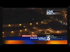 Police Chase Chevy Suburban Everywhere