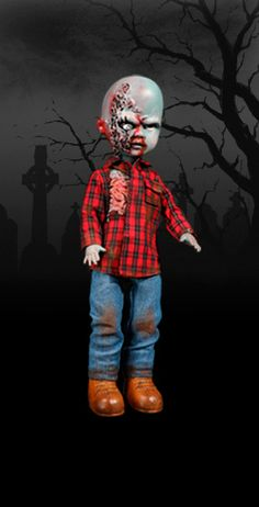 LDD presents: Dawn of the Dead Flyboy and Plaid Shirt Zombie