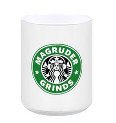 Grindcore mug