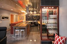 Indoor electric brewery