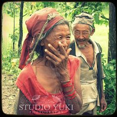 True Love - Nepal Photo Portrait - Fine Art Travel Photography TTV 8x8 Couple, two Nepalese people in love.