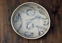 Misa tulipánokvetá / al. Decorative Plates, Tableware, Dreams, Home Decor, Dinnerware, Decoration Home, Room Decor, Tablewares, Dishes