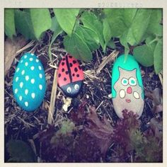 Pet rocks for kids. Kids and adults alike love pet rocks. They are quirky, can be kept indoors or out in the garden, and are super easy pets to care for.
