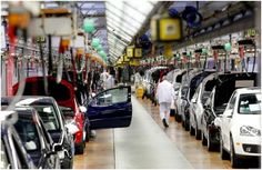 An automobile assembly plant in Venezuela Industrial, New Market, Automotive Industry, Automobile, Competition, The Unit, Marketing, Dado, Director