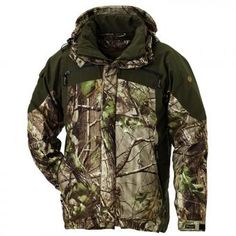 Pinewood Bear Jacket Realtree APG
