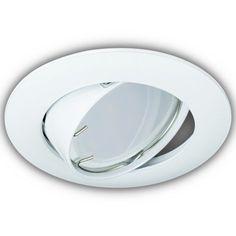 Kup teraz na allegro.pl za 14,90 zł - Oprawa sufitowa LED 02 +żarówka GU10 LED 1,5W