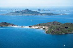 Vista del Mar Menor Cartagena Spain, Places To Visit, Environment, Sky, Beach, Water, Outdoor, Dune, Spaces