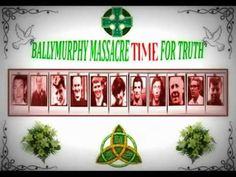The Ballymurphy Massacre was the killing of eleven innocent civilians by the British Armys parachute regt, in west Belfast, North of Ireland. The killings occurred between the 9th and 11th of August 1971, during Operation Demetrius.please help us to get the truth...  join with us in our campaign..