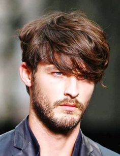 Best Hairstyles , Best Medium Haircuts for Men 2015 : The Cool Shaggy Hairstyle