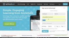 Crear cuenta en schoology para alumnos con códigos