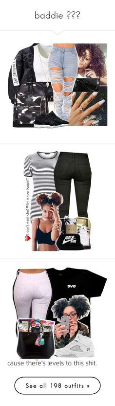 """baddie 💅🏻💀"" by babygirii ❤ liked on Polyvore featuring Alaïa, Forever 21, Native Union, A BATHING APE, Social Anarchy, Dorothy Perkins, October's Very Own, Retrò, Urbanears and Dermalogica"