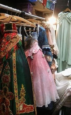 Hmm....looks like Christine's wardrobe!