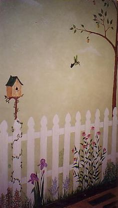 garden themed childrens rooms | Childrens' rooms | Nurseries