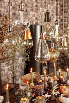 ALEC-, PHILIP- & SHIMA HANGING LAMPS