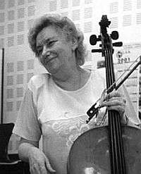 MUSICIAN milestones: Russian cellist Natalia Shakhovskaya has died, age...