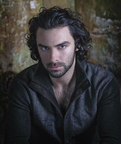 Aidan Turner by Sarah Dunn. Oh my! *faints* Check out her photography, it's awesome! She did shoots with the casts of the Hobbit, Harry Potter, GoT...