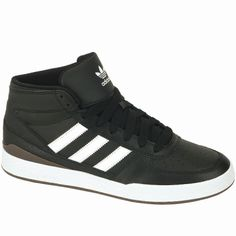 Sweet Adidas black and white shoes putting on my cant wait to get list