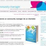 Hablando de la profesión de Community Manager y mi nuevo libro en UnCommunityManager.es