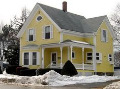 How To Pick The Right Exterior House Paint Color Combinations