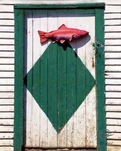 The Fisherman S Door
