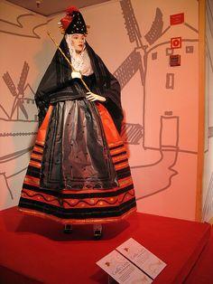 Traditional Spanish dresses