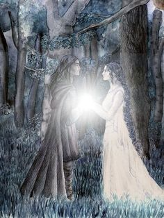 Thingol and Melian