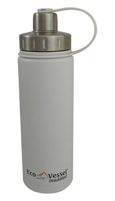 Eco Vessel BOULDER 20oz Triple Insulated Stainless Water Bottle