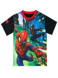 Official Marvel Comics Ultimate Spiderman Venom T-Shirt New Superhero Merch