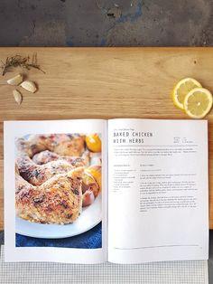 Cookbook Template | ctrl + curate