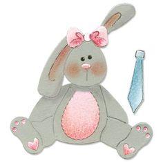 Sizzix Bigz Die Bunny