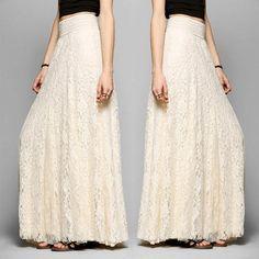 Chiffon Maxi, Lace Maxi, Print Chiffon, Tulle Lace, Long Lace Skirt, Long Maxi Skirts, Pleated Skirts, Summer Dresses, Maxi Dresses