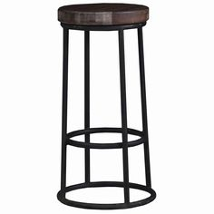Indigo Bar Stool. Customize items with any of our wide range of finishes, colors, and hand painted artwork. Any item can be painted in over million ways enabling items to be truly unique. The possibility are nearly endless and include stained, distressed, textured, antiqued, weathered and metallic finishes. In addition, artwork is available on most items. Items can be customized with any of our hand painted designs.