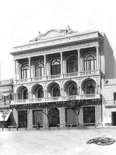 CLUB URUGUAY EN 1890 - Montevideo, Uruguay. Montevideo Retro (III) - Page 2 - SkyscraperCity