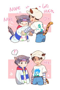 Read supv from the story Taekook Fanarts fluff / by GCmoon (MoOnTae) with reads. Bts Chibi, Bts Suga, Bts Taehyung, Namjin, Vkook Fanart, Bts Drawings, Cute Comics, Bts Fans, Fanarts Anime