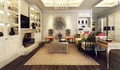 Sun Rise Apartment!! on Behance