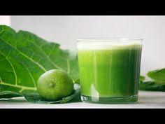TV Chris Flores: receitas de sucos detox para emagrecer e se livrar da barriga e celulite - YouTube