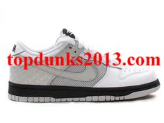 timeless design 3d608 ae95d Wholesale LE White Neutral Grey Black Nike Dunk Low 08 Cheap Nike Dunks,  Black Nikes