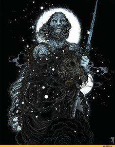 Игра престолов,фэндомы,белые ходоки,ИП others,Мрачные картинки,красивые картинки,арт