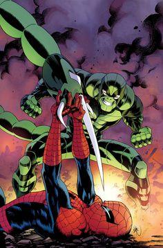 SPIDEY #11Spidey ha tenido una gran cantidad de villanos en sus primeros días, pero ninguno fue diseñado para odiarlo más de Mac Gargan, el Escorpión! ¿Por qué es este el hombre araña / batalla Scorpion tan diferente de los demás? Todo esto, además: Peter Parker y Flash Thompson ...