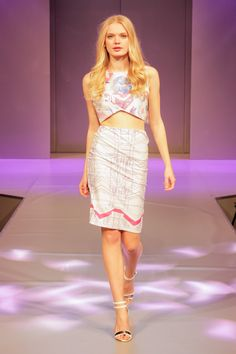 Carmarthen School of Art - Graduate Catwalk A on the Image Catwalk at Clothes Show Live