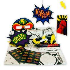Kids Joli Th Me Superh Ros On Pinterest Superhero Birthday Party Superhero And Superman