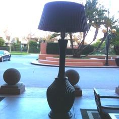 Kindle Home ceramic patio heaters.