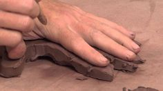Sketching in Space: How to Get a Quick Start on Sculpting the Hand - MEL...