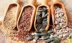I semi oleosi rappresentano un piccolo scrigno vitale che permette la nascita di una nuova pianta: ecco perché sono così ricchi di proprietà.
