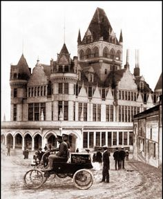 Cliff House, San Francisco - 1907