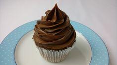 Brigadeiro para topo de cupcake - Não vai ao fogo