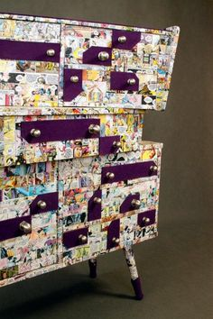 Paper Invaders Furniture Workshop