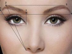 Tweezing Eyebrows, Threading Eyebrows, Hair Threading, Eyebrow Makeup Tips, Eye Makeup, Makeup Eyebrows, Eyebrow Tinting, Makeup Guide, Beauty Makeup