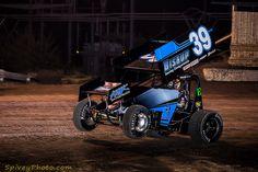 Kevin Swindell pops a wheelie